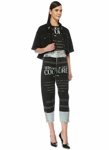 Versace Jeans Pantolon Lacivert